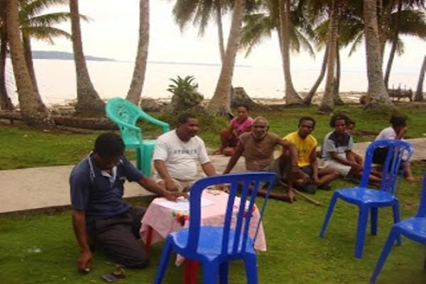 Wisata Taman Laut Pulau Samberpasi Jadi Pusat Destinasi Kkp News