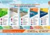 Infografis lalu lintas ekspor komoditi perikanan Balai Besar KIPM Makassar Mei 2019. Dok. Humas BKIPM