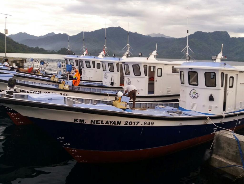 KKP bekerja sama dengan BRI untuk pemberdayaan nelayan