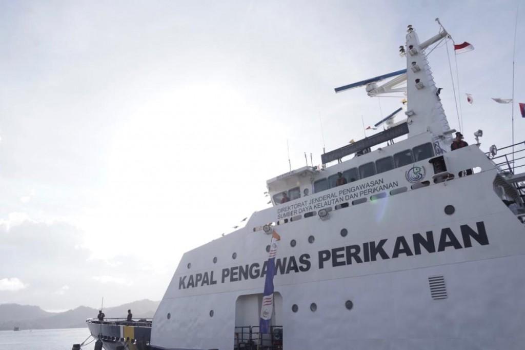 Dok. Kapal Pengawas KKP Orca (Foto: KKP)