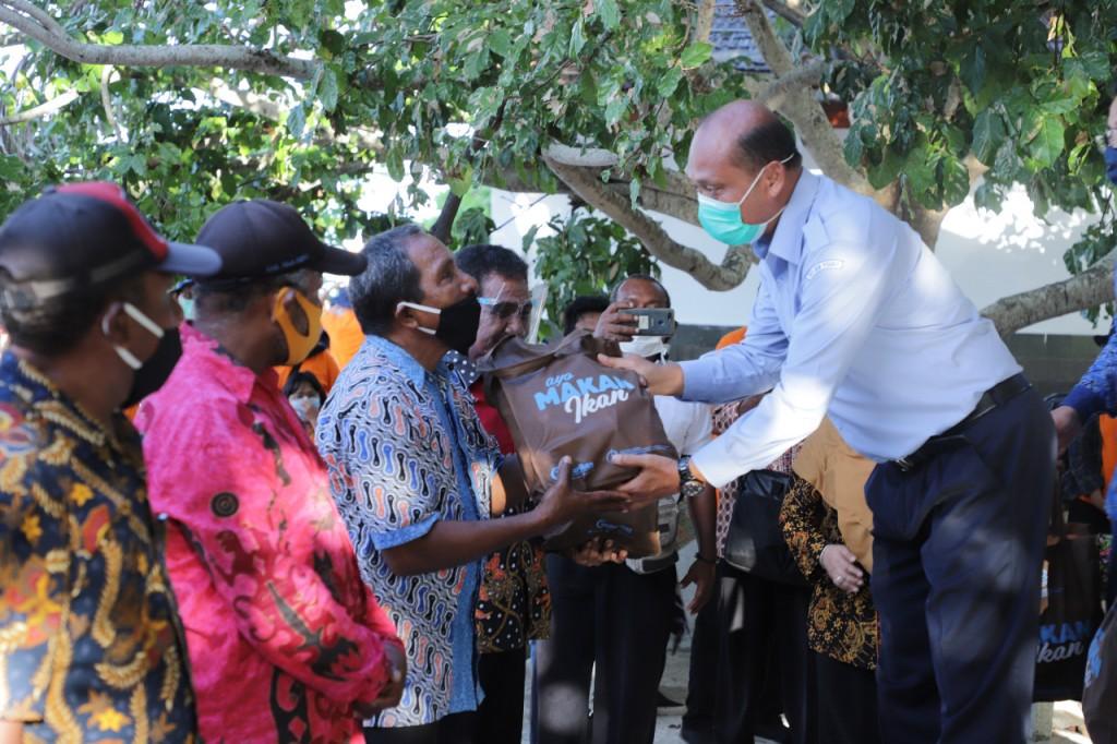 Plt Dirjen Pengelolaan Ruang Laut KKP TB Haeru Rahayu (Foto: KKP)